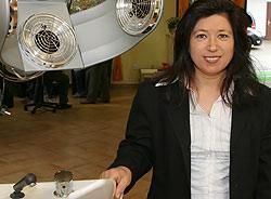 Friseurmeisterin Anna Marsch