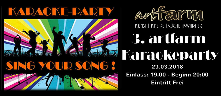 3. Artfarm-Karaoke-Party